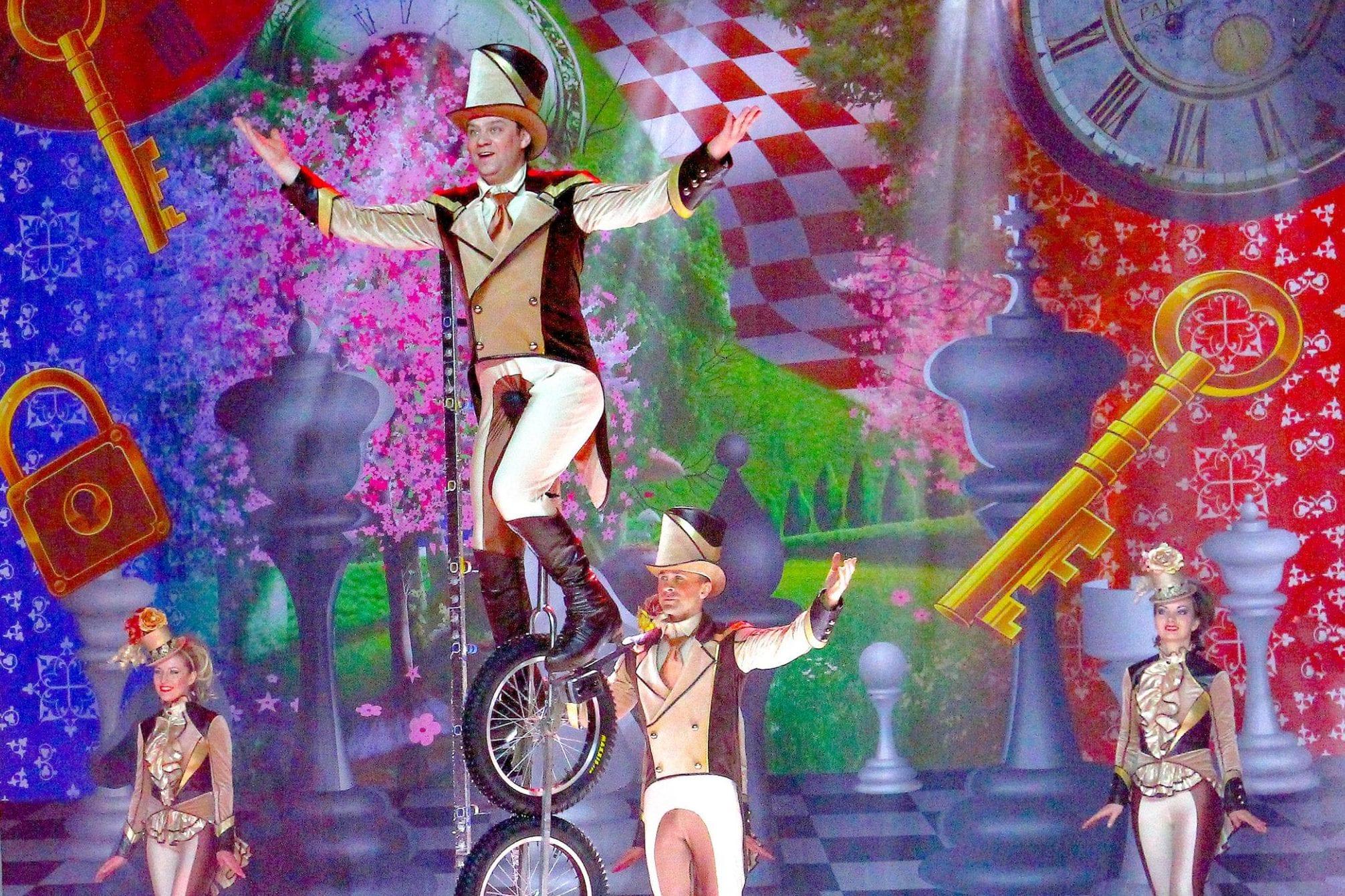 © Russian Circus on Ice